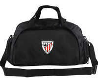 Wholesale Luggage Bag Fabric - Bilbao Athletic duffel bag Club tote Oxford fabric backpack Football luggage Sport shoulder case Outdoor sling pack
