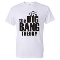 Wholesale Tshirt Big Bang Theory - Wholesale- The Big Bang Theory 2016 Designs Mens T Shirt Slim Fit Crew Neck T-shirt Men Short Sleeve Shirt Casual tshirt Tee Tops