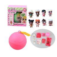Wholesale Dress Games Girls - LOL LQL SURPRISE DOLL Series 2 surprise dolls unpacking dolls dress up toys Stuffed Animals & Plush Toys