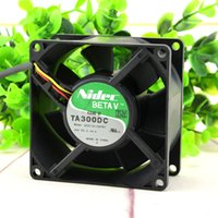 Wholesale Computer Power Supply Fans - NIDEC M35133-58PW1 80mm 8cm 24V 0.44A model 80*80*38mm server inverter power supply chassis cooling fan