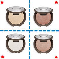 Wholesale Best Shine - In 2017 new becca powdery cake rose gold pearl shining pink skin protein 4 kinds of color best free shipping DHL