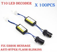 Heimwerker Laderegler Supply 2x T20 7440 7443 Led Error Canceller Canbus Load Resistor Hyper Flash Decoder Or 50% OFF