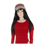 Wholesale Japanese Japan Sex - 8082 Men's Sexy Silicone Sex doll adult sex toys Silicone Sex dolls, Men's Sexy Real Japan Inflatable Semi-solid Silicone love dolls