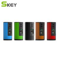 Wholesale Baby Temp - 100% original Sigelei Fuchai 213 Plus Mod Temp Control Vape Mod Powered by Dual 18650 Battery Best Match with Smok Big TFV8 BABY