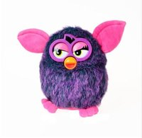 Wholesale Plush Robotic Phoebe Talking Hamster Interactive Pets Owl Electronic Recording Child Gift Toys cm