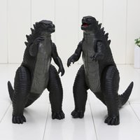 Wholesale Wholesaler For Gift Articles - New Godzilla PVC figurine Toys Furnishing Articles Toys PVC Toys Figure 18 cm Height Gifts For Children Free Shipping