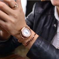 Fashion Women's Not Specified Kimio luxury Fashion Women's watches quartz watch bracelet wristwatches stainless steel bracelet women watches