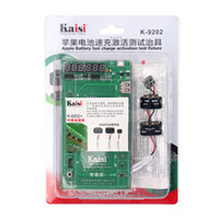 Wholesale Circuit Board Testing - K-9202 Battery Charging Activation Test Fixture for iPhone for iPad Logic Board Circuit Current Testing Cable