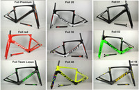 Wholesale Carbon Bike Frame Chinese - Foil carbon bike frame SEQUEL road bike Frame Bicycle UD Carbon Internal Cabling cadre carbon Chinese Frame Road