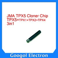 Wholesale Tpx1 Free Chip - Wholesale- Best Price JMA TPX5 Cloner Chip JMA TPX Cloner JMA TPX5= TPX1+TPX2+ TPX4, 3 in 1 Free Shipping