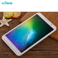 Wholesale- cige 8 polegadas Tablet Computador Octa Core Android Tablet Pcs 4G LTE telefone móvel android Ram 4GB Rom 64GB tablet pc 5MP IPS MT8752