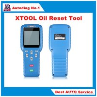 Wholesale Oil Express - NEW Original XTOOL Oil Reset Tool X-200 X200 Online Update by Fast Express Shipping Xtool X200 Engine oil light reset