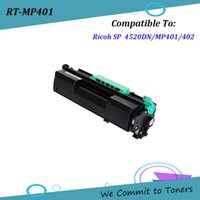 Wholesale Compatible Toner For Ricoh - Ricoh MP 401, Compatible Toner Cartridge for Ricoh SP 4520 DN   MP401 ,841886 ; BK - 10,400 pages