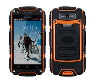 "Wholesale Unlock Screen Smartphone - Outdoor V8 Smartphone Android4.4.2 MTK6572 Dual Core 4"" Screen 3G Unlocked GPS Waterproof Dustproof Mobile phone"