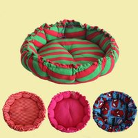 Cute Pet Bed Almofada Paw Dog Bed Mat acolhedor Soft Dog Dog Dog Warming Kennel Waterproof Pad Frete Grátis