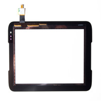Wholesale free 7inch tablet for sale - High Quality Touch Screen Digitizer Replacement for Lenovo A1000 inch Tablet Touch Panel Black free DHL