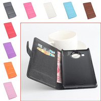 Wholesale Hot Book Design - Hot Sale PU Leather Book Case For Microsoft Nokia Lumia 950XL 950 XL Cover Flip With Stand Design Card Slots Phone Back Cover