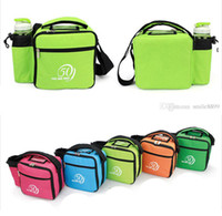 Wholesale Camping Food Containers - New Extra Large Insulated Food Storage Container,Picnic Lunch Bag Hopper Cooler Bag for Family,Camping,Beach,Car Trips,Adjustable Strap Free