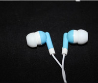 Wholesale Cheap Price Mp3 - colorful cheap earphone in ear For MP3 Mp4 PSP Players special discount price for Russian customer