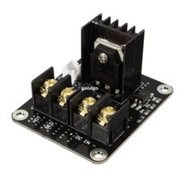 Wholesale General Electric Power - Freeshipping Electric Board for 3D Printer General Add-on Heated Bed Power Expansion Module High Power Module expansion board