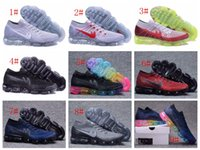 Wholesale Men Body Stockings - Factory Direct Sale Basketball Shoes Men Running Shoes for Men in Stock VaporMax Men Trainers Shoes by Free Shipping