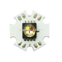Wholesale Cree Star - Wholesale- 10W Cree 20mm Star PCB MC-E RGBW RGB + White High Power LED Light 370LM~430LM For LED Lamp Bulb 10PCS LOT
