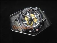 Wholesale Compass Water - AAA top quality relogio GG1000 compass temp outdoor army men's sports watch military all functions SHOCK resist water resistant wristwatch