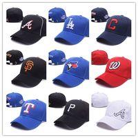 Wholesale Ny Caps Snapbacks - 2017 wholesale peaked cap MLB Snapback Baseball Caps NY Hats MLB Unisex Sports Pittsburgh Pirates Adjustable Bone Women Men Casual Blue Jays