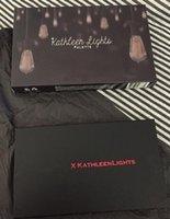 Wholesale Light Edition - Hot New X Kathleen Lights Eyeshadow Palette 15 colors high quality Limited Edition Palette