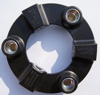 Wholesale Universal Machining - Rubber Resin Shaft Coupling Construction machine parts Standard universal coupling Free Shipping SIZE X-25