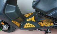 Wholesale Aluminium Feet - Aluminium Scooter Foot Mat Floor Mats Carpet Anti-slip Dustproof for BWS125 BWS150 MAZ6 Modified Cruiser Knight Motorcycle Accessory