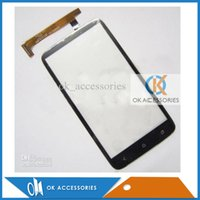 Wholesale G23 One - For HTC G23 S720e One X pro Touch Screen Digitizer Panel Repair Replacement 20pcs lot