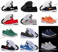 Wholesale Blue Max - Hot Sale SB Stefan Janoski Max Running Shoes Men And Women Fashion Konston Lightweight Skateboard Athletic Sneakers Maxes Size 36-45