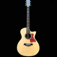 Wholesale Ebony Fingerboard Hollow - Wholesale handcrafted 41'' cut away acoustic guitar,AAA solid spruce top,ebony fingerboard,free shipping guitars