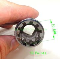 "Wholesale point pad - 1 2"" DR 10 Point Porsche,VAG,Caplier Brake Pad Screen Socket"