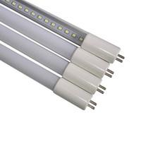 3ft led röhrenlampe großhandel-T5 LED Leuchtröhre 4ft 3ft 2ft T5 fluoreszierende G5 LED leuchtet 9w 13w 18w 22w 4 Fuß integrierte LED-Röhrenlampe ac85-265v
