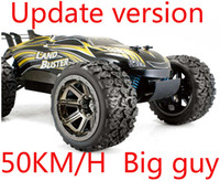 Barato Rádios De Eixo-Venda por atacado - 1/12 elétricos RC Cars 4WD Shaft Drive Trucks High Speed ​​Radio Control, Rc Big Truck RC Off Road Car