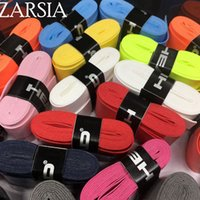 Wholesale tennis racquets over grips - Wholesale- 1 pc Tennis Racket Over Grips Sticky feel Badminton Racquet Overgrips Fishing rode Grip ZARSIA