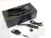 digitale schreiberbrille großhandel-Fernsteuerungsglas-Kamera wechselbare Batterie volles HD 1080P Digital-Videorekorder Eyewear Kamera Gläser DVR Mini Kamerarecorder Mini-DV