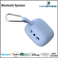 Wholesale Wholes Speakers - Hot sale Best design online bluetooth speakers 3w CE ROHS FCC certificate outdoor for young people OEM ODM is welcomed whole sale price