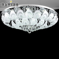 Lustre moderno Pavão LED Crystal Celling Light Lâmpadas roxas Lanternas Sala de estar Quarto RGB Lightig Fixture For Kids Room