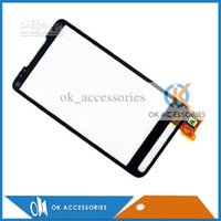 Wholesale Hd2 Touch Screen Digitizer - For HTC HD2 T8585 T8588 Touch Screen Digitizer Panel Repair Replacement 20pcs lot