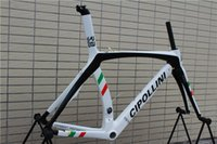 Wholesale Super Lights For Sale - 2017 New carbon frame road bike Cipollini RB1000 Carbon Frame and forks for sale super light weight di2 bicycle frame BB30  BB68