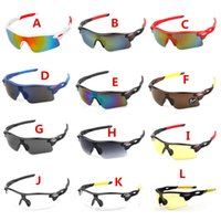 Wholesale Nice Crystal - summer newest style Only SUN glasses 9 colors sunglasses men Bicycle Glass NICE sports sunglasses Dazzle colour glasses A+++ free shipping