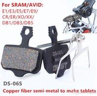 Wholesale Disc Brake Xx - wholesale Top Selling Mountain Bike Disc Brake Pads Semimetal MTB Cycling Bicycle Brake Pads Bike Parts Accessories for:E9 XO XX DB1 DB3 DB5