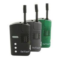 Wholesale E Vapor Dry Oil Wax - Davinci Vaporizer Dry Herb and Oil Pen Kit Da vinci Mod E-cigarette Vapor Herbal Wax Portable 2200mah Temperature Control