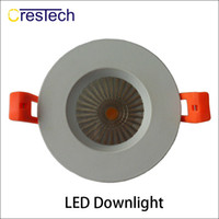 Wholesale Chip Office - LED Downlight bridgelux COB chip 5 yrs warranty for home office kitchen using LED commercial ceiling light