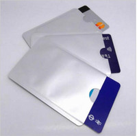 Protecteur RFID Manches Luxe Secure Credit Card Holder Blocking Case