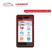 lancer le lecteur de code pro achat en gros de-2017 NOUVEL outil de diagnostic automatique lancement X431 Pro Mini soutien WiFi / systèmes complets Bluetooth Mini X431 Pro 2 ans de mise à jour gratuite