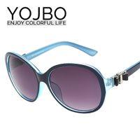 Wholesale Wholesale Men Womens Accessories - Wholesale-YOJBO Womens Sunglasses 2016 Gafas De Sol Sun Round Glasses Fashions Designer Ladies Glass UV400 Oculos Eyewear Accessories